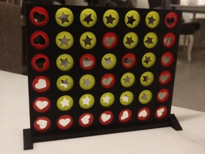 Easy Connect 4 game