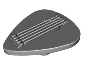 Mediator - Guitar Button