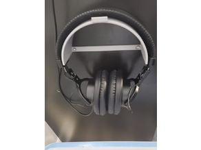Mountable Headphone Stand