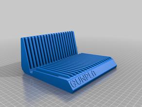 Gunpla Sprue Desktop Organizer Remix (No Supports)