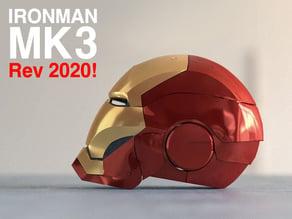 iron man helmet mk3