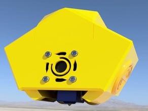Precision Piezo Orion for Hypercube Evolution Ngen