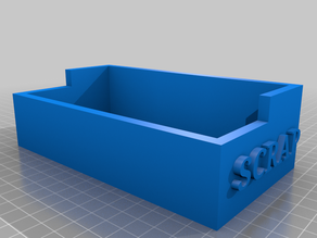 Scrap Box for Prusa i3s