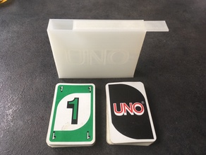 UNO Card box