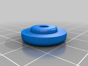 RC Hex Adapter 17mm Wheel to 12mm Hex