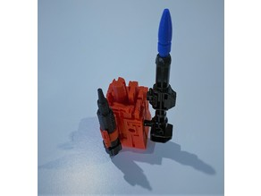 Transformers War for Cybertron Weapon Tower