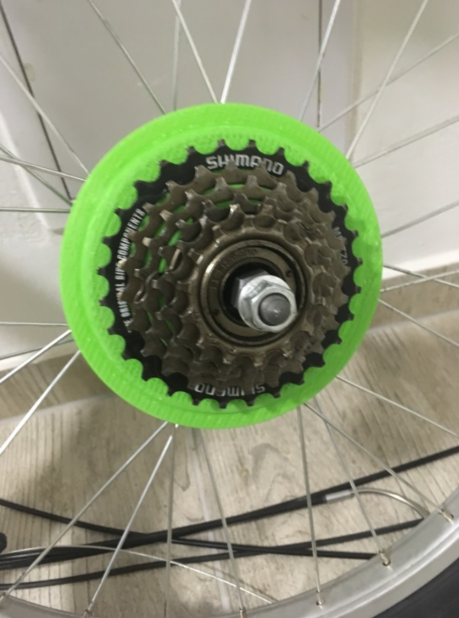 Bicycle Dork Disk