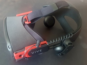 Repaired Oculus Quest/Vive Deluxe Audio Strap adapters