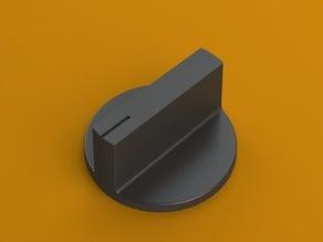 Roland SRA PA amplifiers attenuator knob