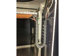 Railcore II 300ZL(T) Z-axis drag chain