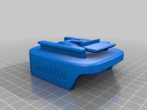 18v Makita Battery to Ozito/Einhell Tool Adapter