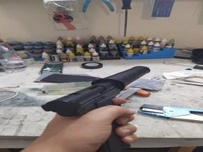 Ruger Mk1 .22 suppressor