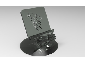 Phone Stand with regulation