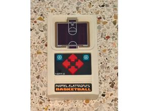 Battery Replacement Cover for Mattel Vintage Handheld Electronic Basketball Game 1978