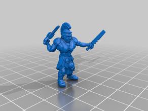 Fallout RPG - Caesar Legion - Legionaire Heros