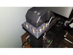 Anycubic i3 Mega Nozzle Rack (M6)