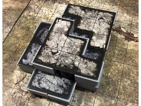 Game Of Hate - Terrain Supports