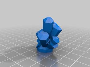 Parametrized Crystal Generator