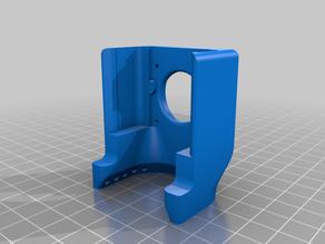 Mono fan shroud dual flow for MP Select mini