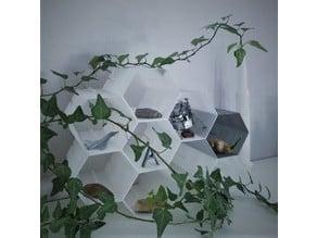 Modular Honeycomb Organizer