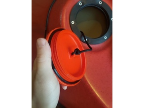 Old Town Cayuga 146 Kayak Replacement Cockpit Port Lid
