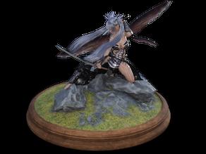 Sword maser