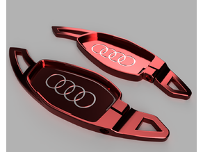 Audi RS3 Paddle shifter extensions