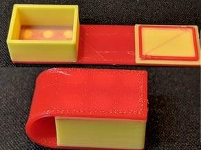 Multi-Material hinged Box