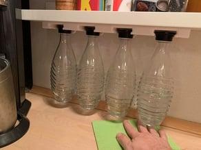 Sodastream bottle bracket / Flasche Halterung