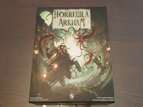 Arkham Horror 3rd - Modify Tray and Card Stand