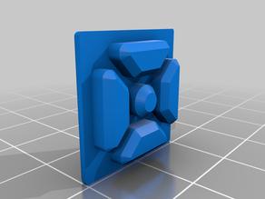 20x20 Aluminium Profile Cap