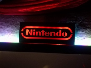 Nintendo Light Box