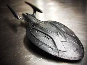 Star Trek Online Odyssey Class USS Enterprise-F NEW UPDATED