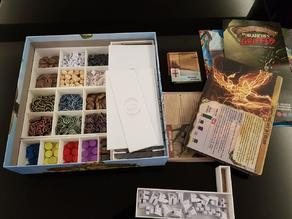 Spirit Island Insert - Ready To Play - Sleeved