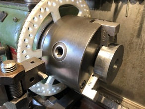 360 degree indexing wheel for degree marking
