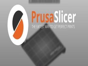 PrusaSlicer config Settings