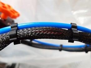 PTFE cable clip