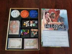 Pandemic: Fall of Rome Insert