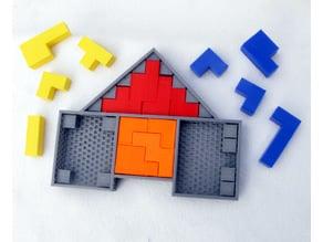 Simple Polyomino Puzzles Version 2