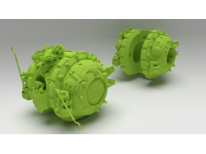 Kroot Ball, count as Tau Devilfish transport