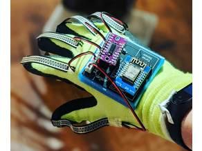motioncontroller Glove