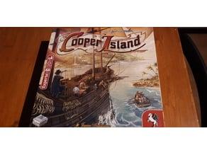 Cooper Island Insert