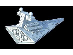 Star Destroyer Kit Card