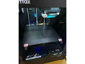 Zortrax M200 Carbon Fiber Platform
