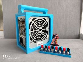 ATX Bench Power Supply case