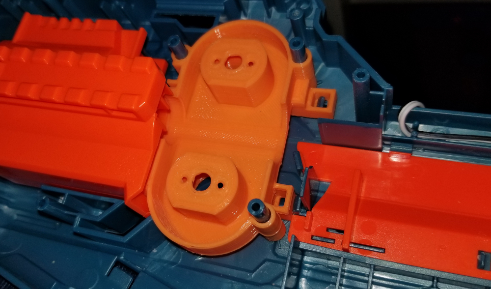 Nerf Elite 2.0 Turbine Flywheel Cages