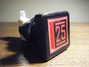 Coin Button - Suzo Happ Compatible