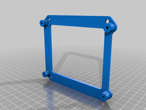 Anet A8 SKR 1.3 Mounting Adapter