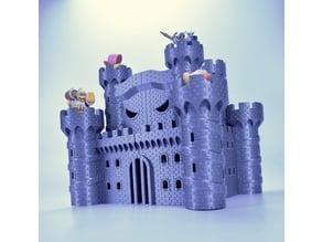 Castle Dedede - Amiibo Prop