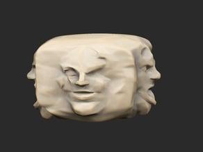 Four Faced Rock